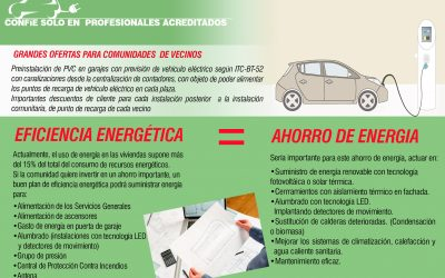 GRANDES OFERTAS PARA COMUNIDADES – EFICIENCIA ENERGÉTICA